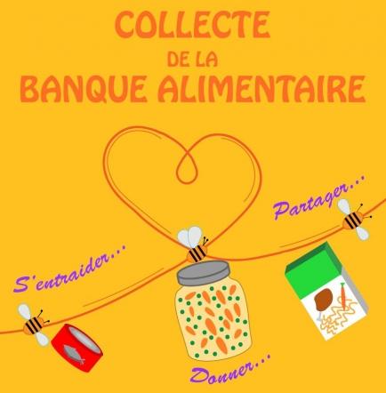 BANQUE ALIMENTAIRE LES 26/27 NOVEMBRE 2021