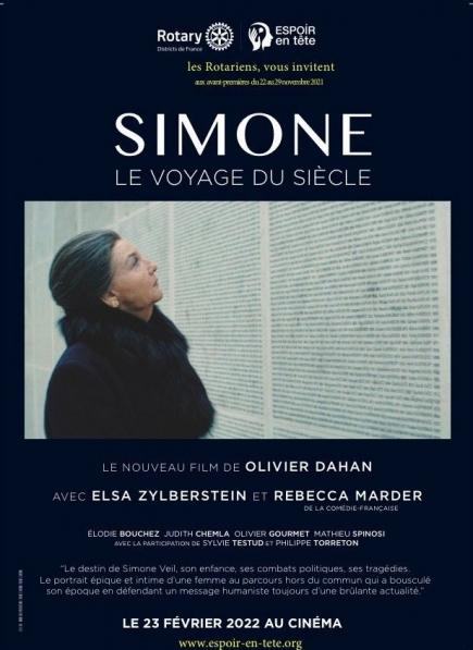 Le destin de Simone Veil, son enfance, ses combats politiques, ses tragédies. Un film réalisé par Olivier Dahan